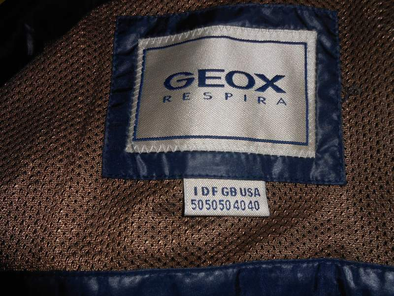 Giacca invernale GEOX 4