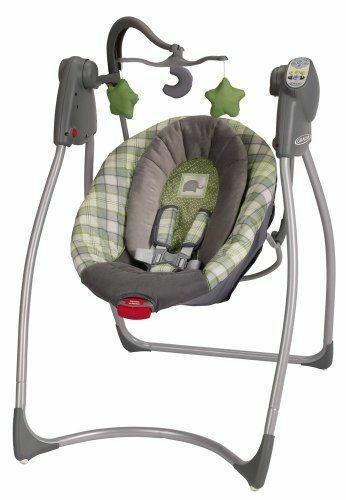 graco duo 2 in 1 swing and bouncer manual