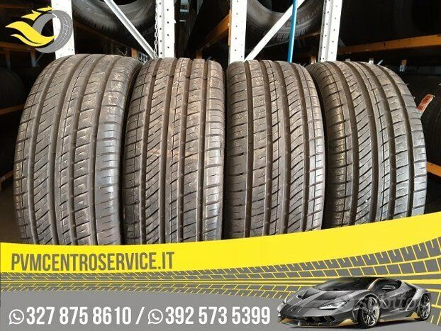 Gomme Usate 245 45 20 Ecovision 39