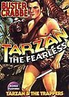 Tarzan the Fearless/Tarzan and the Trappers (DVD, 2005)