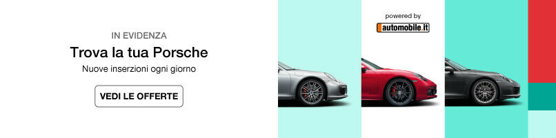 Automobile.it - Trova la tua Porsche