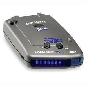 Top 5 Escort Radar Detectors