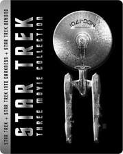 Star Trek Trilogy (Steelbook) (3 Blu-Ray) ITALIANA Sigillata
