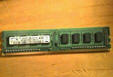 Memoria RAM SAMSUNG 2GB DDR3 DIMM SDRAM 240pin PC3 10600U Tested
