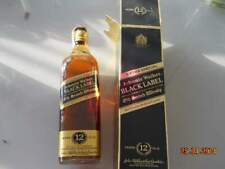 Whisky Johnnie Walker Black label Scozzese