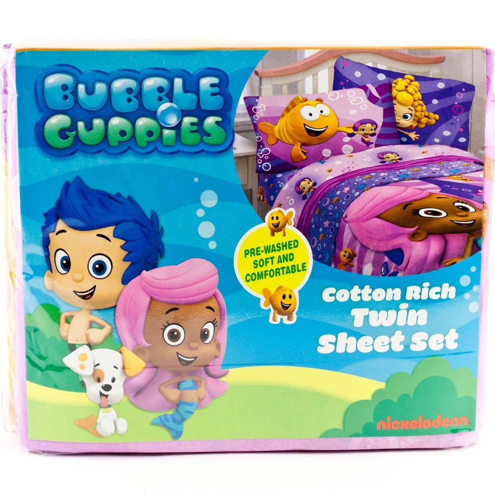 Nickelodeon MA297C. Top 5 Twin Sheet Set for Kids   eBay