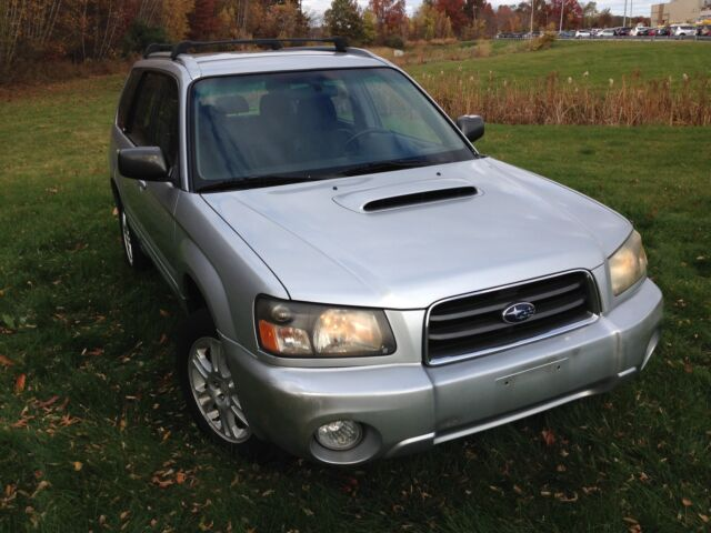 2004 subaru forester xt turbo awdrive get trade ready for winter used subaru. Black Bedroom Furniture Sets. Home Design Ideas
