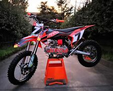 Nuove pit bike 125 17/14 replica ktm redbull 2021 cross moto