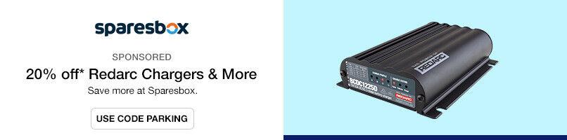 Save more at Sparesbox