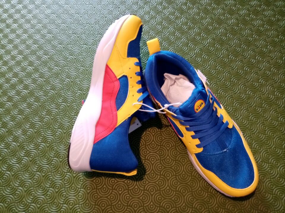 Sneakers lidl - lidlfan - limited edition
