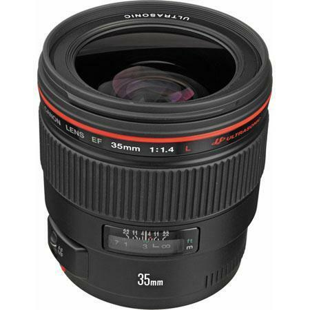 Top 5 Canon Camera Lenses