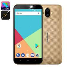 "Ulefone S7 Smartphone Android CPU Quad-Core Dual-IMEI Display 5"" 3G Go"