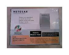 Netgear usb multifuntion print server ps121v2