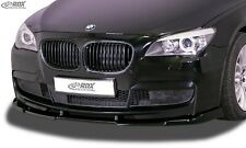 Spoiler anteriore Vario-X for BMW 7-series F01 / F02 for cars with M-P