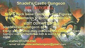 SHADELS CASTLE DUNGEON