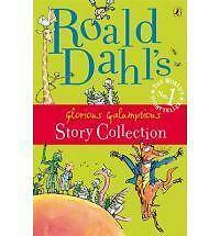 Dahl-Roald-Roald-Dahls-Glorious-Galumptious-Story-Collection-Book