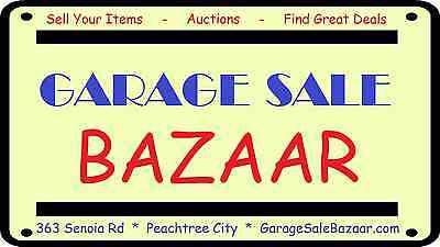 Garage Sale Bazaar