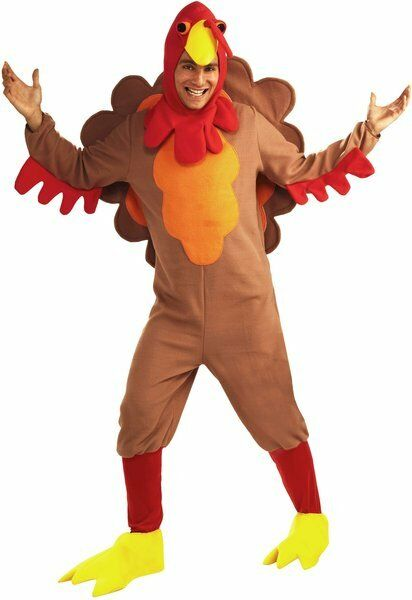 Adult Fleece Turkey Costume Buying Guide