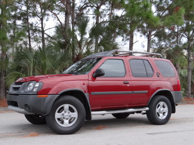 2004 nissan xterra 4x4 no reserve 5 speed manual rare find low miles used nissan xterra. Black Bedroom Furniture Sets. Home Design Ideas