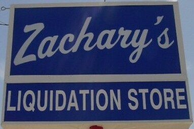Zachary's Liquidation Store
