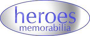 Heroes Memorabilia UK