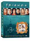 Friends - The Complete Third Season (DVD, Four Disc Set) (DVD, 2003)