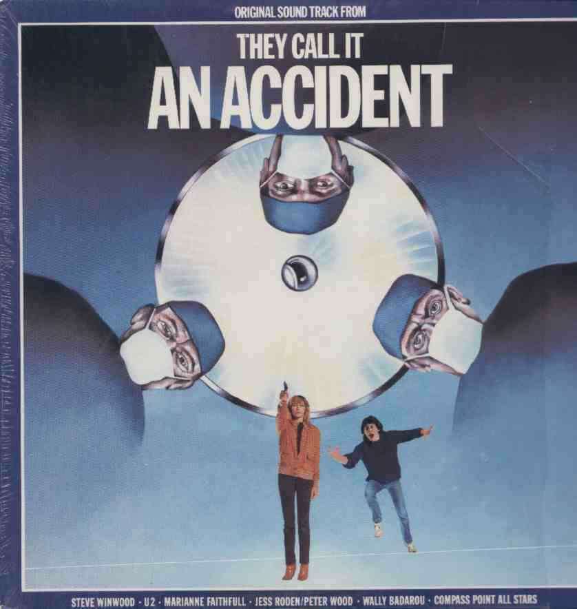 Colonna sonora they call it an accident lp