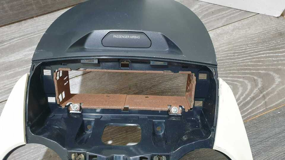 Plancia radio cover stereo con pulsantiera ford ka 08>15 6