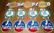 Toppe NBA ricamate Vintage Patch '80