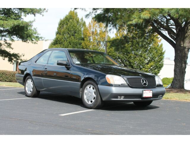 1994 mercedes s500 coupe used mercedes benz 500 series for Mercedes benz in cherry hill nj