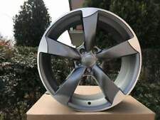Cerchi audi mod. rotor 17 - 18 - 19 - 20 - 21 made in germany