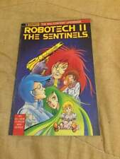 ROBOTECH II the sentinels (inglese)