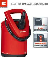 Pompa sommersa ad immersione acque chiare clear water 750W Einhell GE-