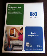 Carta Fotografica Photo semi glossy HP NUOVA superPrezzo