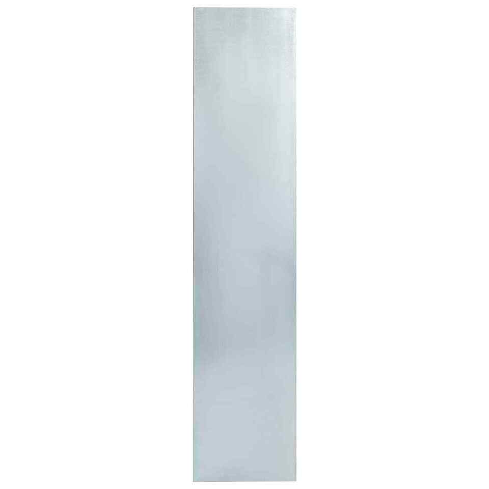 Piastre di Recinzione per Lumache in Acciaio 150x7x25 cm 0,7 mm 4