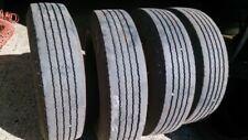 Kit di 4 gomme usate autocarro 245/70/19.5 Michelin
