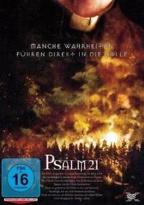 PSALM 21  (Blu-Ray) Neu !