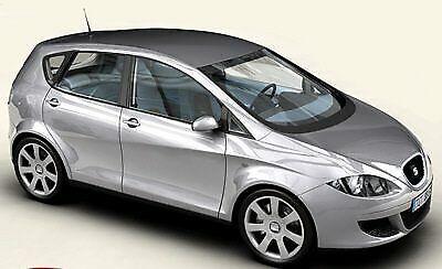 Seat Altea muso cofano kit airbag freni filtri cerchi 2004>09 5