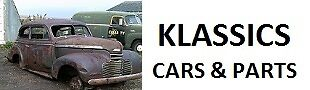 KLASSICS Vintage Cars and Parts