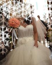 Meraviglioso Abito Sposa taglia M