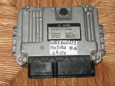 Ecu bosch 0281b02121 edc16c39 4.50 alfa 159 Multipla Doblo