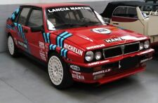 Servizi professionali old cars lancia delta rally