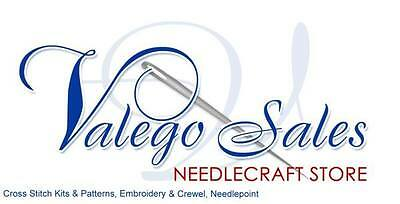 Valegosales Cross Stitch Embroidery