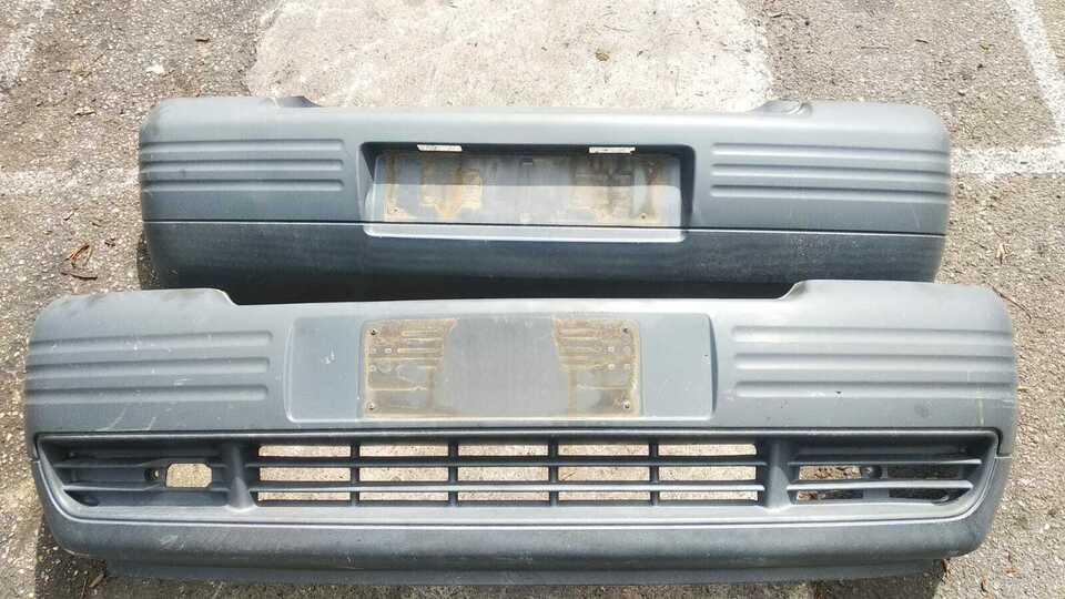 Paraurti anteriore e posteriore seat arosa 1998