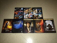 Dvd lo hobbit disney live action 4 film collection