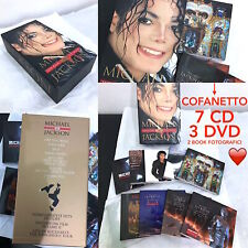 Cofanetto Michael Jackson * The King Of Pop *