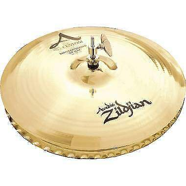 Zildjian A Custom Mastersound Hi Hat 14""