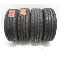 Kit di 4 gomme nuove 195/60/16 C Uniroyal