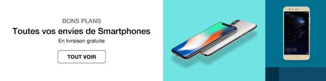 Toutes vos envies de Smartphones