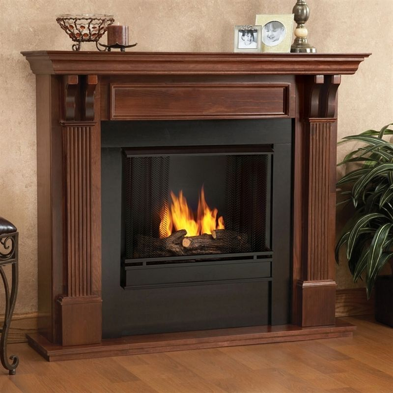 How To Clean Natural Gas Fireplace Glass